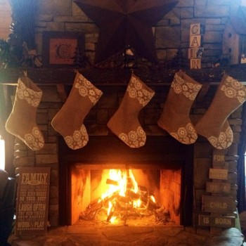 Christmas Stocking – Create Your Own