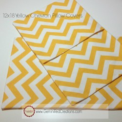 12x18 Pillow Covers (5)