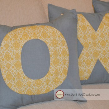 Initial Monogram Pillow (3)