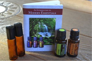 doTerra Oils and book