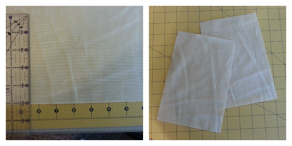 Muslin Bags steps 3 and 4