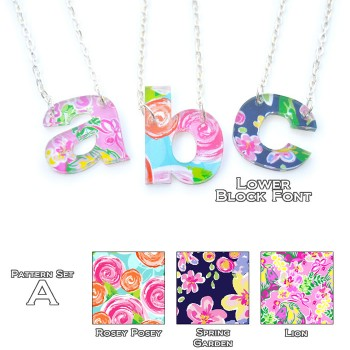 Acrylic-Necklace-Pattern-Lower-Block-Font