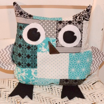Stuffed Owl (10)