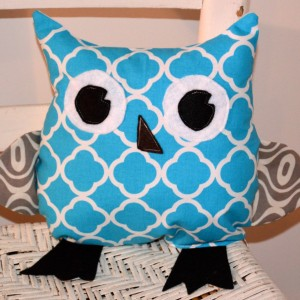 Stuffed Owl (3)