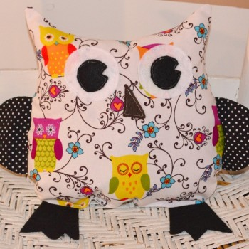 Stuffed Owl (4)