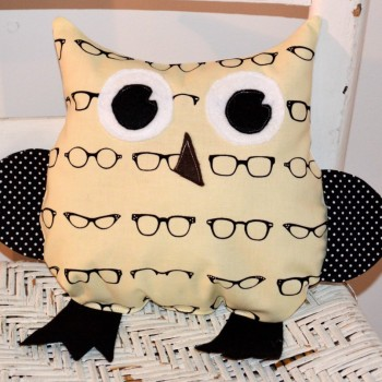 Stuffed Owl (5)