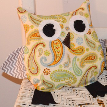 Stuffed Owl (6)