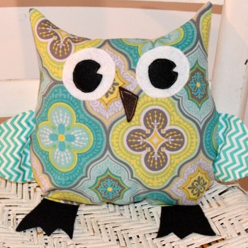 Stuffed Owl (9)