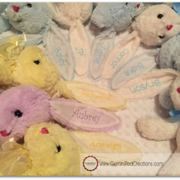 Personalized Bunnies (1)