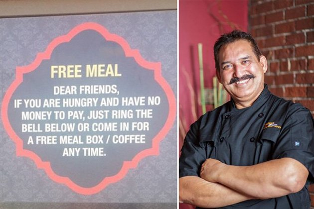 Indian Restaurant Free Meal Sunny Sunday {04/24/16}