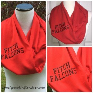 Fitch Falcons Scarf collage, Start your Holiday Shopping