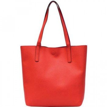 Tota bag - orange-pink