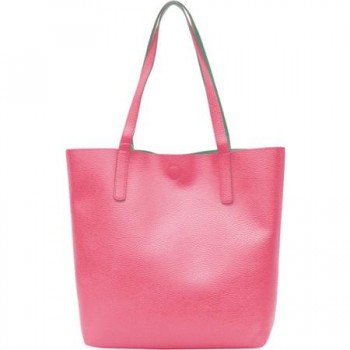 Tote bag - coral-mint
