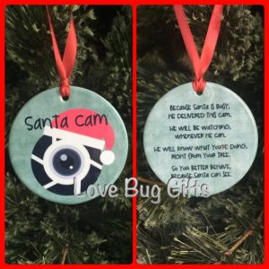 santa-cam-love-bug-gifts, Start your Holiday Shopping