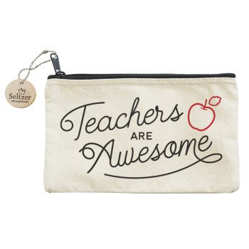 teachers-are-awesome-zip-pouch