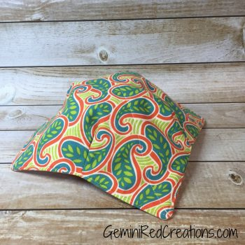 Microwave Fabric Bowl Cozy