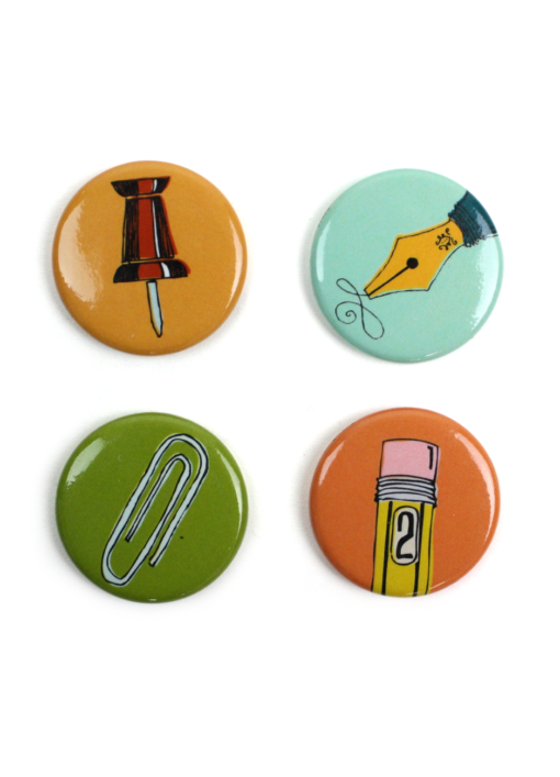 Magnets {by Seltzer Goods}