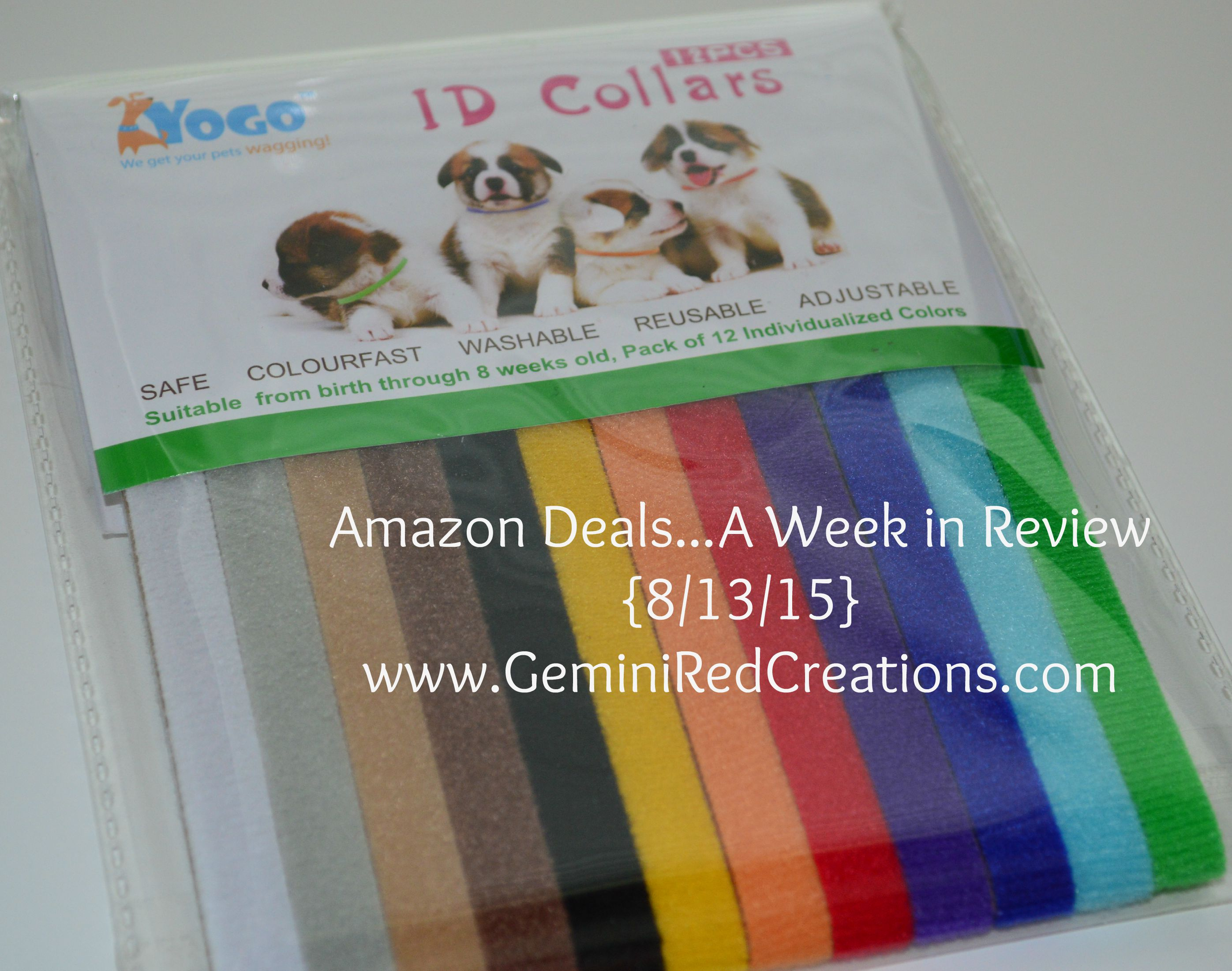 Amazon Deals…A Week in Review {8/13/15}