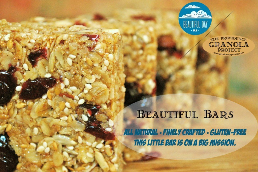 What happens when you cross Granola Bars and Indiegogo?