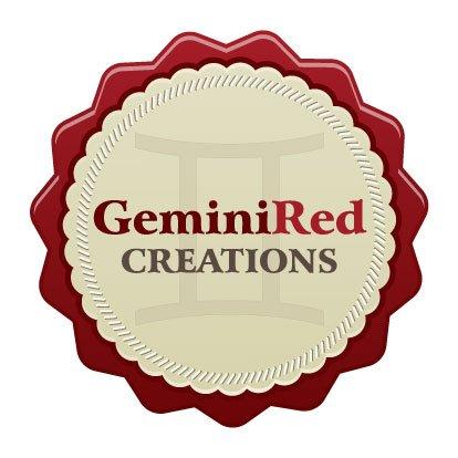 Sunday Spotlight…GeminiRed Creations