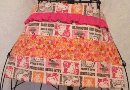 Hello Kitty Apron – love it!