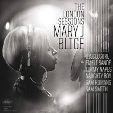 Mary J Blige {The London Sessions}