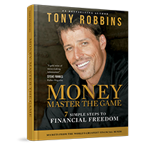 Are you a Tony Robbins fan? {new book}