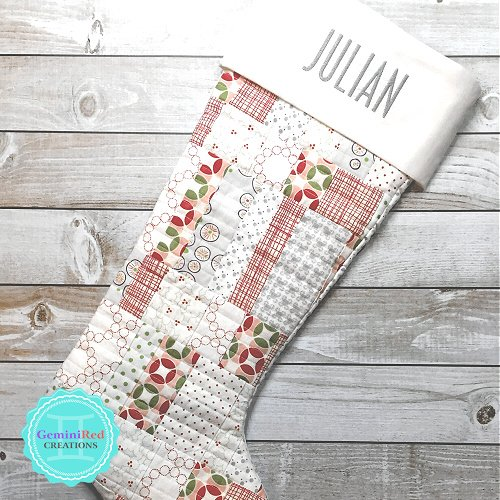 Christmas Stocking {Create Your Own}