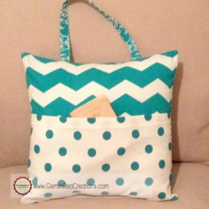 Pillow-to-Go Pillow Covers {Made to Order}