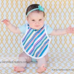Baby Bib Apron (1)