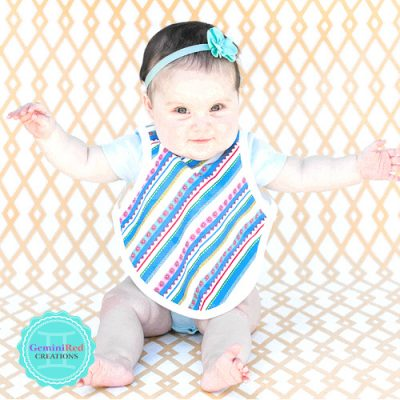 Baby Bib Apron {Made to Order}