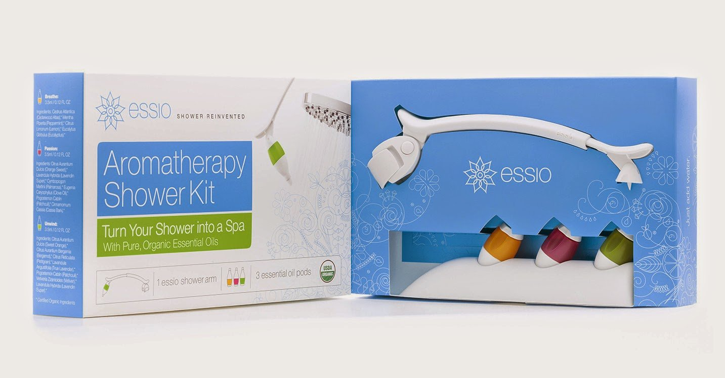 ESSIO Aromatherapy Shower {Blogger Opportunity}