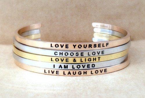 5cbcb9569be MantraBand® bracelets - GeminiRed Creations