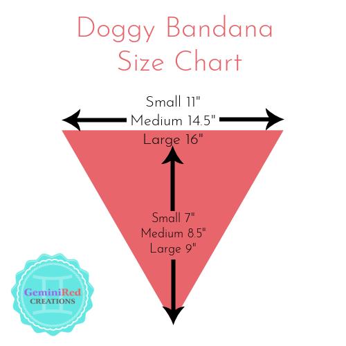 Doggy Bandana {customized}