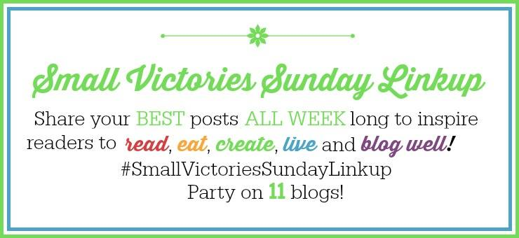 Small Victories Link up (2)