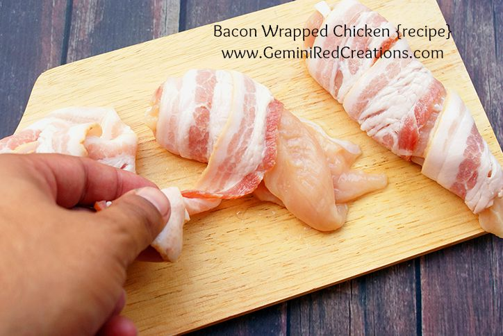Bacon Wrapped Chicken step 1a v2