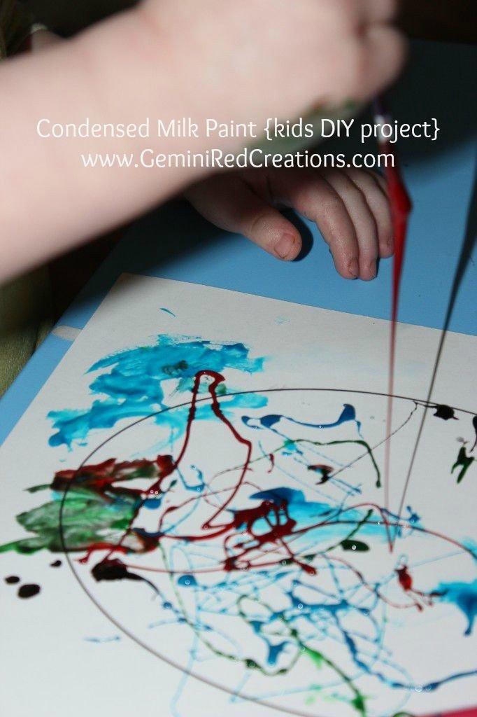 Condensed Milk Paint (3)