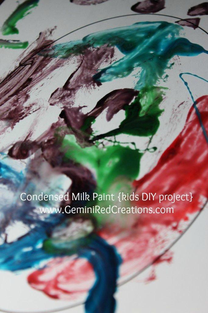 Condensed Milk Paint (5)