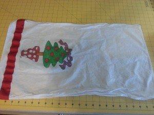 Hand towel pillow (1)