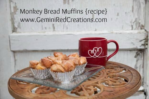 Monkey Bread Muffins {recipe}