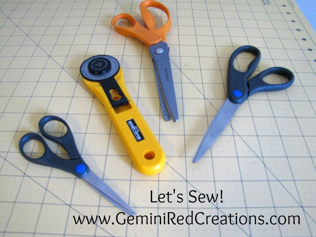 Lets Sew Scissors