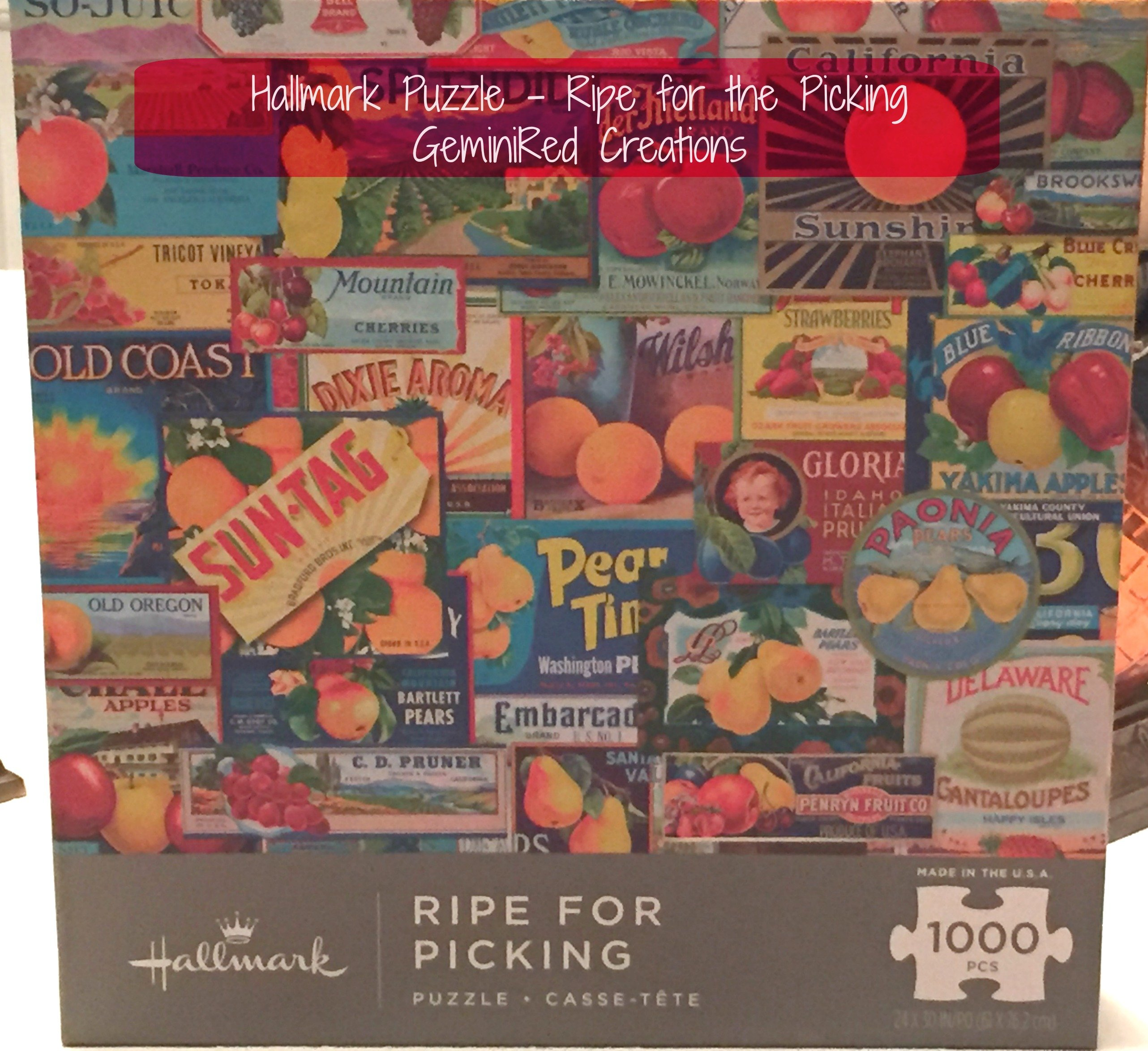 Putting the Pieces together…Jigsaw Puzzles