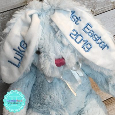 Personalized Bunny Rabbits