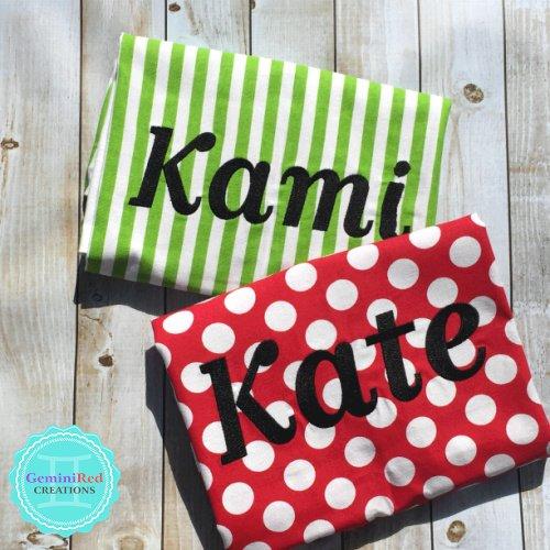 Personalized Laundry Bag / Santa Sack