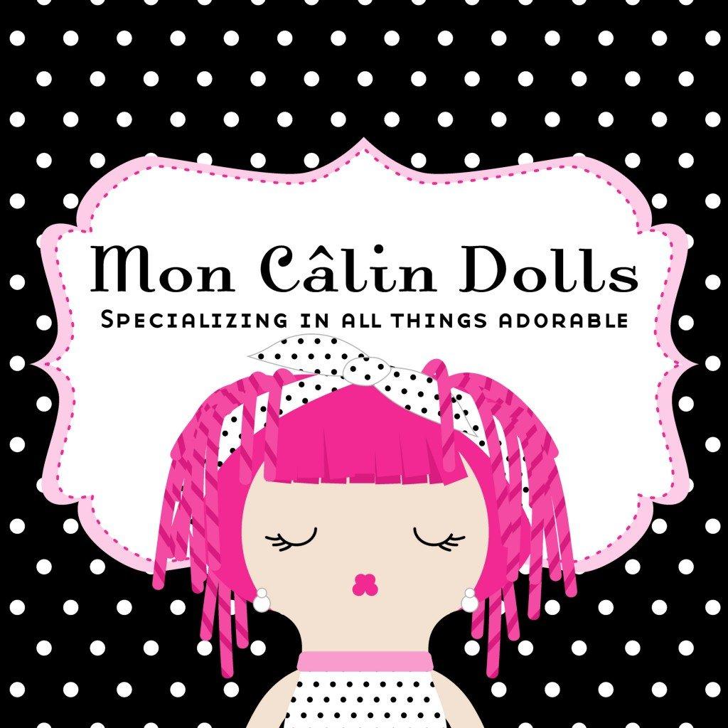 Mon Câlin Dolls {Small Business Spotlight}