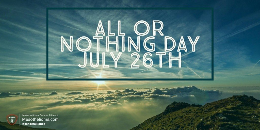 All or Nothing Day - Twitter
