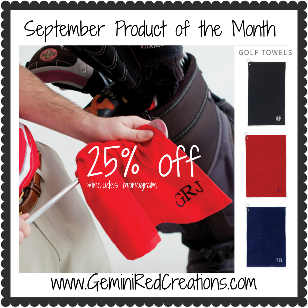 Product of the Month - September