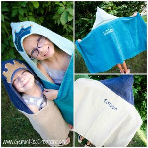 prince-and-princess-hooded-towels-erica, Start your Holiday Shopping