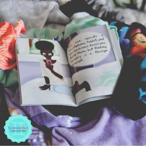 Just Say No...To Kids {book}