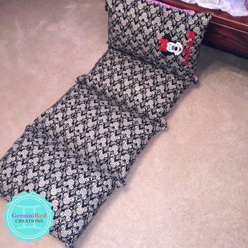 Kids Floor Pillow Bed / Mat Cover